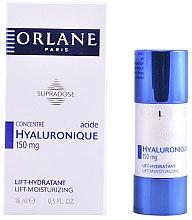 Parfumuri și produse cosmetice Ser facial cu acid hialuronic - Orlane Supradose Hyaluronique Lift-Moisturizing Concentrate