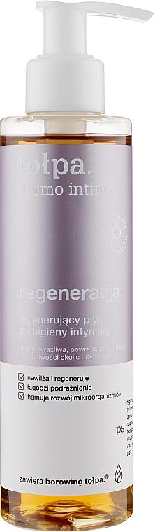 Gel pentru igiena intimă - Tolpa Dermo Intima Regenerating Liquid For Intimate Hygiene