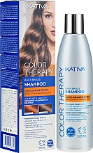 Parfumuri și produse cosmetice Șampon de păr - Kativa Color Therapy Anti-Orange Effect Shampoo