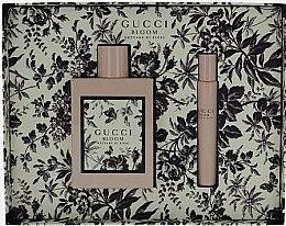Parfumuri și produse cosmetice Gucci Bloom Nettare Di Fiori - Set (edp/100ml + edp/7.4ml)