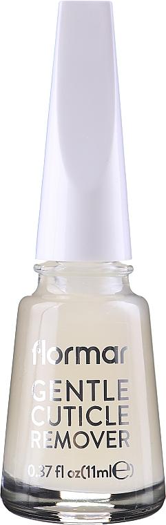 Gel-ulei pentru îndepărtarea cuticulelor - Flormar Nail Care Gentle Cuticle Remover
