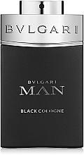 Parfumuri și produse cosmetice Bvlgari Man Black Cologne - Apă de toaletă