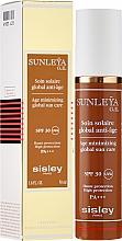 Parfumuri și produse cosmetice Cremă pentru față cu protecție solară - Sisley Sunleya G.E. SPF 30