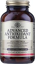 "Parfumuri și produse cosmetice Supliment alimentar ""Complex antioxidant"" - Solgar Advanced Antioxidant Formula"