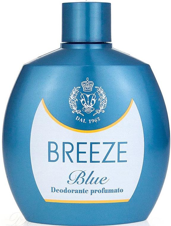 Breeze Squeeze Deodorant Blue - Дезодорант для тела  — фото N1