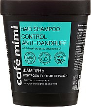 Parfumuri și produse cosmetice Șampon anti-mătreață - Cafe Mimi Shampoo