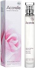 Parfumuri și produse cosmetice Acorelle Douceur de Rose - Apă revigorantă
