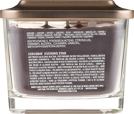 Lumânare aromată - Yankee Candle Elevation Evening Star — Imagine N3