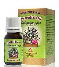 "Parfumuri și produse cosmetice Ulei esențial ""Salvie"" - Bulgarian Rose Dalmatian Sage Essential Oil"