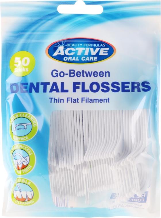 Флоссер - Beauty Formulas Active Oral Care Dental Flossers