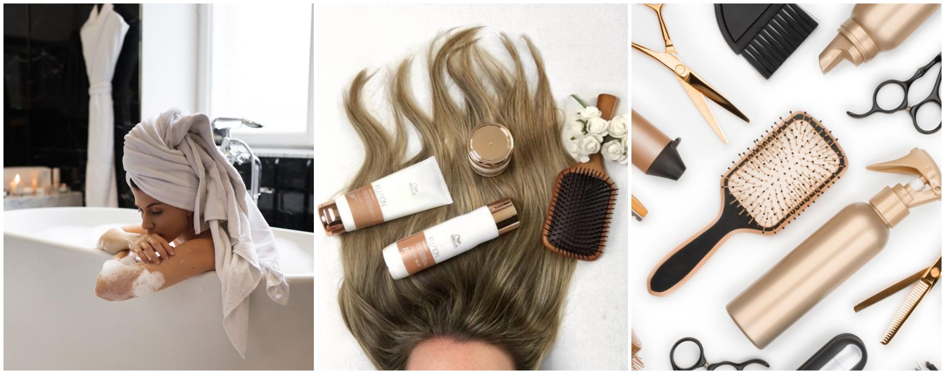 Asigură îngrijire potrivită părului tău
