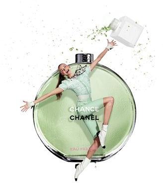 Chanel Chance Eau Fraiche - Gel de duș — Imagine N2