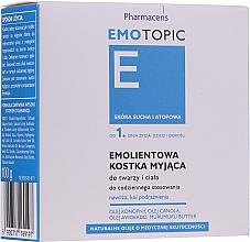 Духи, Парфюмерия, косметика Мыло для сухой и атопической кожи - Pharmaceris E Emotopic Soap