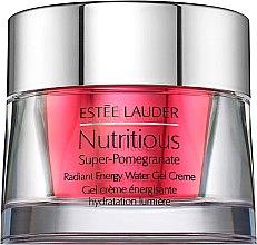 Parfumuri și produse cosmetice Cremă de față - Estee Lauder Nutritious Super-Pomegranate Radiant Energy Water Gel Creme
