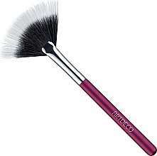 Parfumuri și produse cosmetice Perie plată - Artdeco Fan Brush