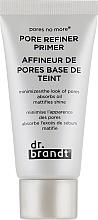 Parfumuri și produse cosmetice Tratament complex de strângere a porilor - Dr. Brandt Pores No More Pore Refiner Primer