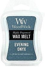 Parfumuri și produse cosmetice Ceară aromată - WoodWick Wax Melt Evening Onyx
