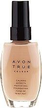 Parfumuri și produse cosmetice Fond de ten pentru față - Avon True Colour Mattifying Foundation
