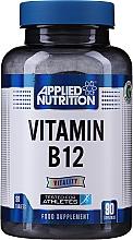 Parfumuri și produse cosmetice Vitamina B12 - Applied Nutrition Vitamin B12