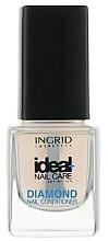 """Parfumuri și produse cosmetice Întăritor de unghii """"Diamond"""" - Ingrid Ideal Nail Care Diamond"""