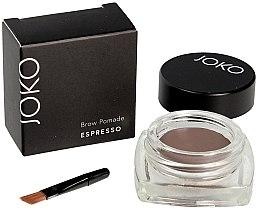 Parfumuri și produse cosmetice Pomadă pentru sprâncene - Joko Brow Pomade