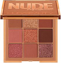 Parfumuri și produse cosmetice Paletă farduri de ochi - Huda Beauty Nude Obsessions Palette