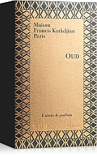 Parfumuri și produse cosmetice Maison Francis Kurkdjian Oud Extrait de Parfum - Parfum