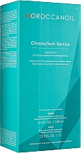 Parfumuri și produse cosmetice Set - Moroccanoil ChromaTech Service(spray/160ml+hair/cond/1000ml)