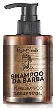 Parfumuri și produse cosmetice Șampon pentru barbă - Renee Blanche Shampoo Da Barba Beard Shampoo