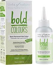 Parfumuri și produse cosmetice Vopsea semi-permanentă de păr - Tints Of Nature Semi-Permanent Bold Colours