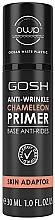 Духи, Парфюмерия, косметика Bază-primer pentru machiaj - Gosh Anti-Wrinkle Chameleon Primer