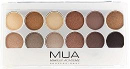 Parfumuri și produse cosmetice Paleta fard de ochi - MUA Undress Me Too Eyeshadow Palette