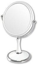 Parfumuri și produse cosmetice Oglindă cosmetică, 85642, albă - Top Choice