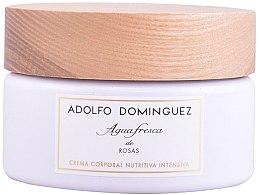Parfumuri și produse cosmetice Adolfo Dominguez Agua Fresca De Rosas - Cremă de corp
