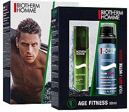 Parfumuri și produse cosmetice Set - Biotherm Homme Aquapower (face/lot/50ml + shave/foam/50ml)