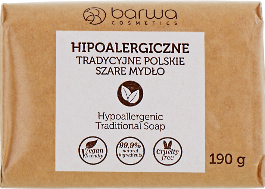 Săpun natural - Barwa Hypoallergenic Traditional Soap