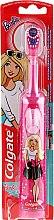 Parfumuri și produse cosmetice Periuță electrică pentru copii, Barbie - Colgate Electric Motion Barbie