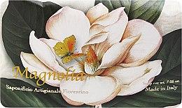"""Săpun de toaletă """"Magnolie"""" - Saponificio Artigianale Fiorentino Magnolia — Imagine N1"""