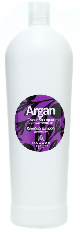 Șampon pentru păr vopsit - Kallos Cosmetics Argan Colour Shampoo