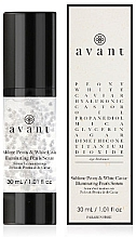Parfumuri și produse cosmetice Ser cu perle strălucitoare și extract de bujor - Avant Sublime Peony & White Caviar Illuminating Pearls Serum