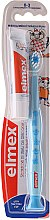 Parfumuri și produse cosmetice Periuță de dinți (0-3ani) - Elmex Learn Toothbrush Soft + Toothpaste 12ml
