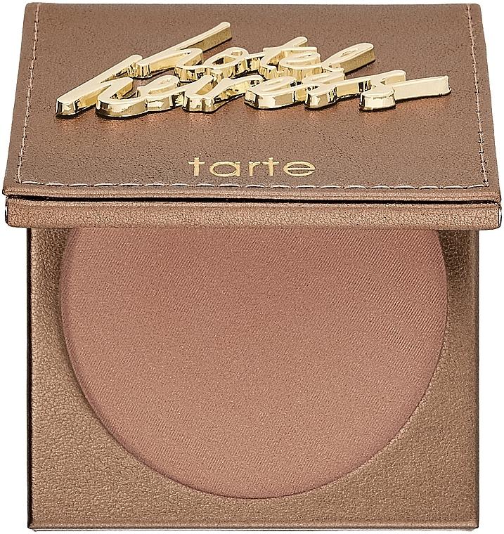 Bronzer pentru față - Tarte Cosmetics Hotel Heiress Amazonian Clay Matte Waterproof Bronzer — Imagine N1