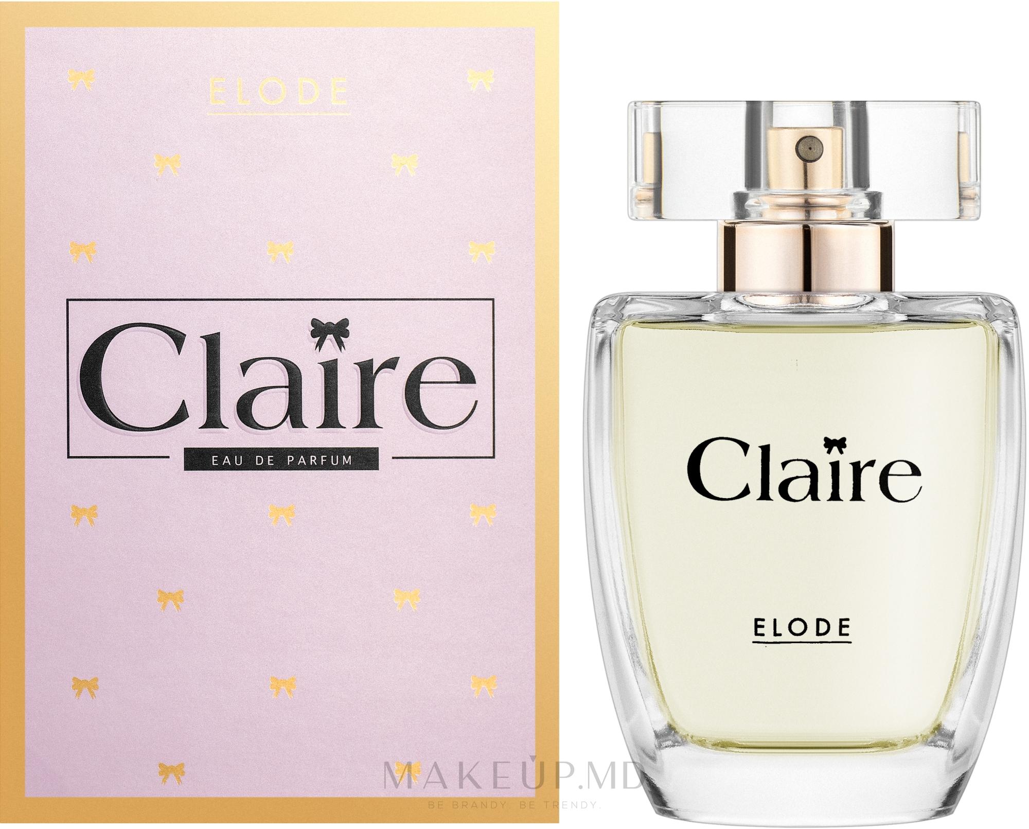 Elode Claire - Apă de parfum  — фото 100 ml
