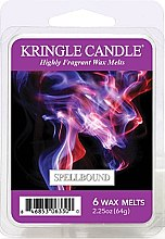 Parfumuri și produse cosmetice Ceară aromată - Kringle Candle Spellbound
