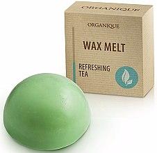 """Parfumuri și produse cosmetice Ceară parfumată """"Ceai revigorant"""" - Organique Wax Melt Refreshing Tea"""