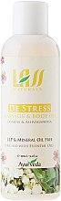 Parfumuri și produse cosmetice Ulei pentru masaj «Antistres» - Lass Naturals De-Stress Massage & Body Oil
