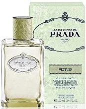 Parfumuri și produse cosmetice Prada Les Infusions de Vetiver 2015 - Apă parfumată (Tester fără capac)