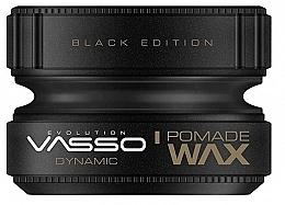 Parfumuri și produse cosmetice Pomadă pentru păr - Vasso Professional Hair Styling Pomade Wax Black Edition Dynamic