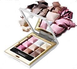 Parfumuri și produse cosmetice Farduri pentru pleoape - Seantree 3x3 Cube Eyeshadow