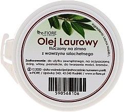 Parfumuri și produse cosmetice Ulei de laur pentru piele și păr - E-Fiore